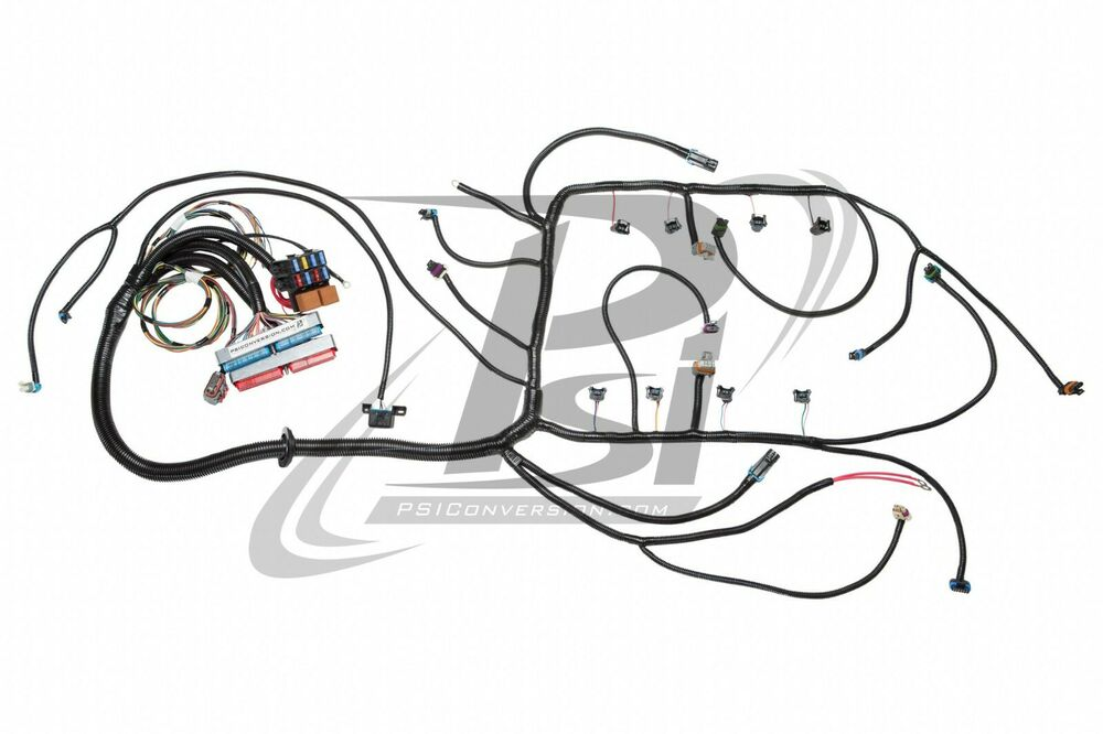 4 3 vortec engine wiring harness