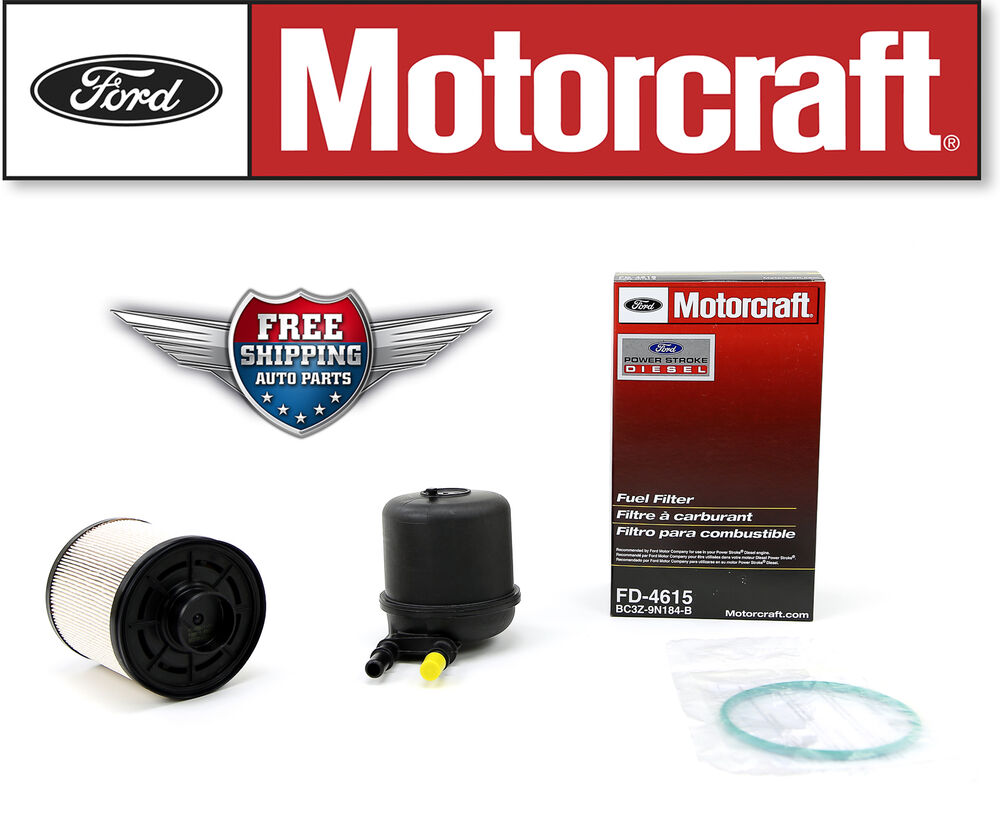 Ford F 350 6 7 Fuel Filter Where Change Auto Electrical Wiring Diagram 2006 F350 Motorcraft Fd4615 2011