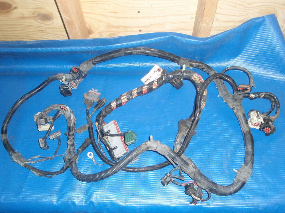 wiring harness for 5 0 ford