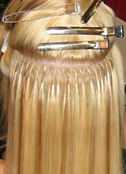 Hair Extensions U Tip Hot Fusion Hair Extensions Aaaa Remy Hair 25
