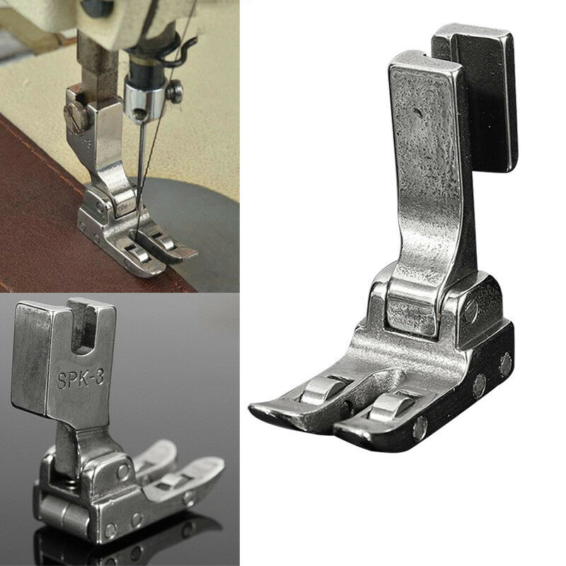 INDUSTRIAL SEWING MACHINE ROLLER FOOT COMPATIBLE WITH
