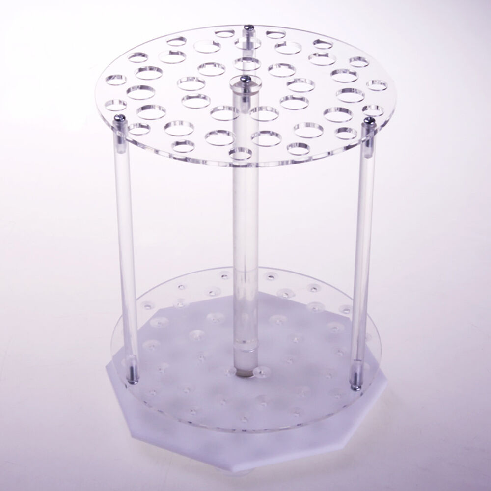 Pmma Pipette Holder Scale Straw Rack Support Stand