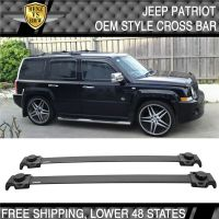 Fit For 07-15 Jeep Patriot OE Style Roof Rack Cross Bar ...