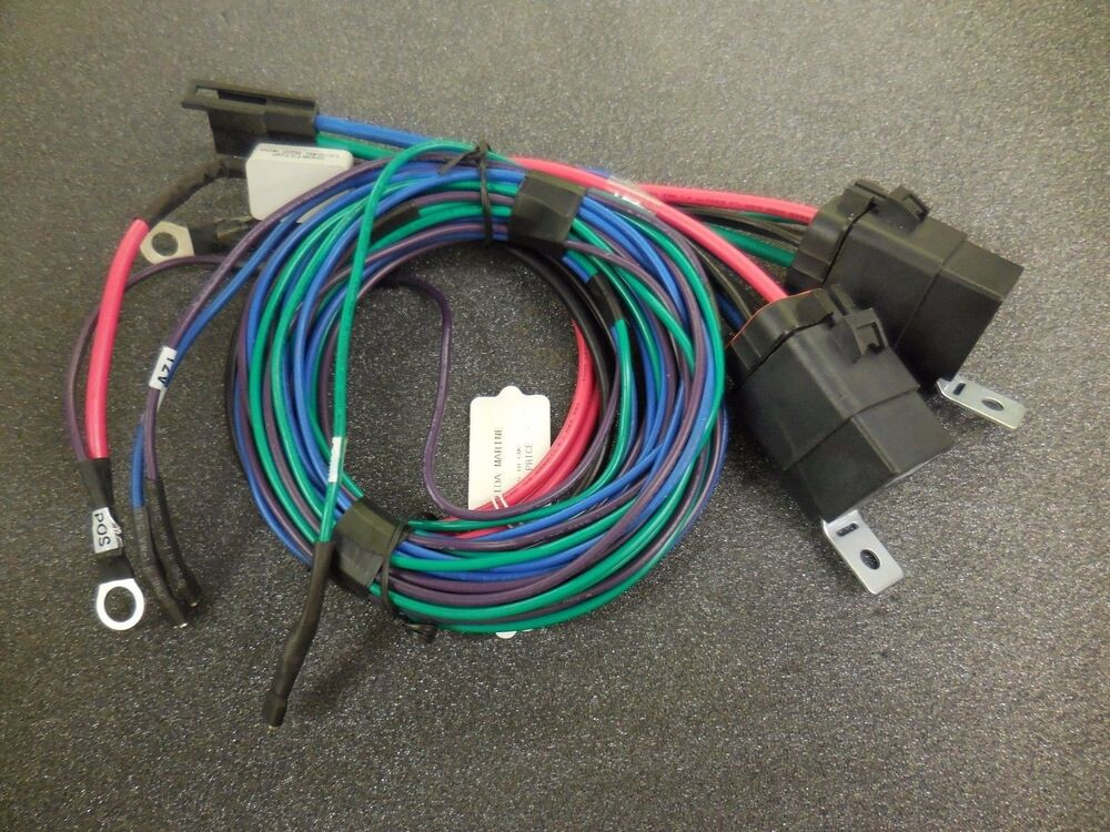 boat wiring harness