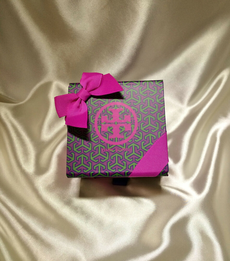 Tory Burch Logo Assorted Gift Boxes Brand New Ebay