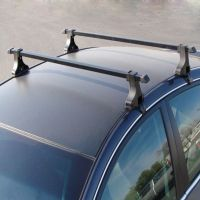Universal Pair Car Top Luggage Kayak Cargo Cross Bars Roof ...