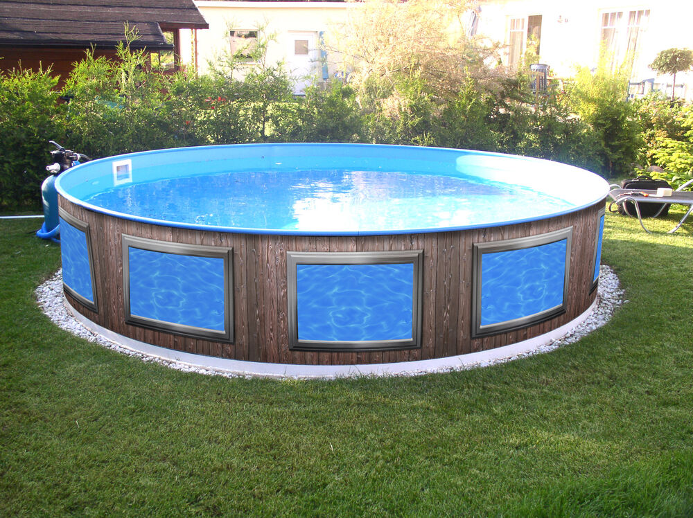 Poolaufkleber Poolverkleidung Pool Design