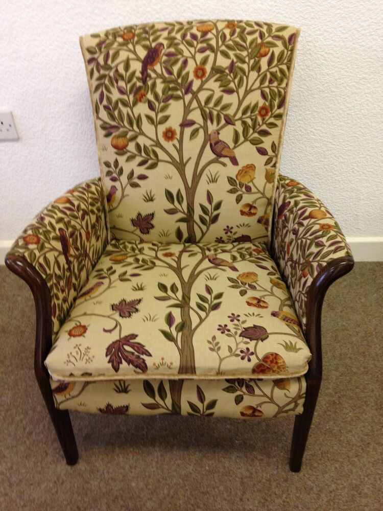 Ebay Sofas Parker Knoll Froxfield Arm Chair Accent William Morris