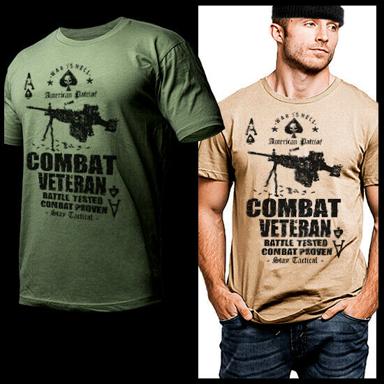 US Marines Infantry Assaultman T-Shirt MOS 0351 USMC Men Cotton Tee