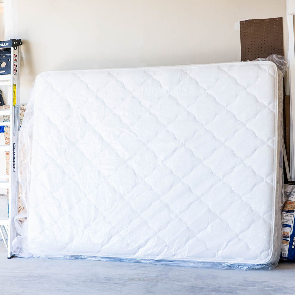 Mattress Bag Protector Moving Heavy Duty 6ml Thick Clear