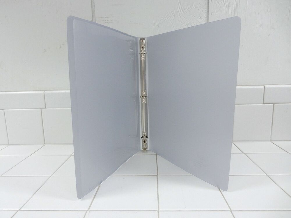 AVERY TITLE POCKET 1/2-INCH *3-RING BINDER* (BUYER GETS 12 BINDERS