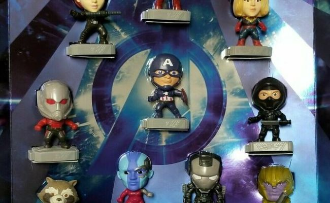 2019 Mcdonald S Marvel Avengers Happy Meal Toys Pick Your