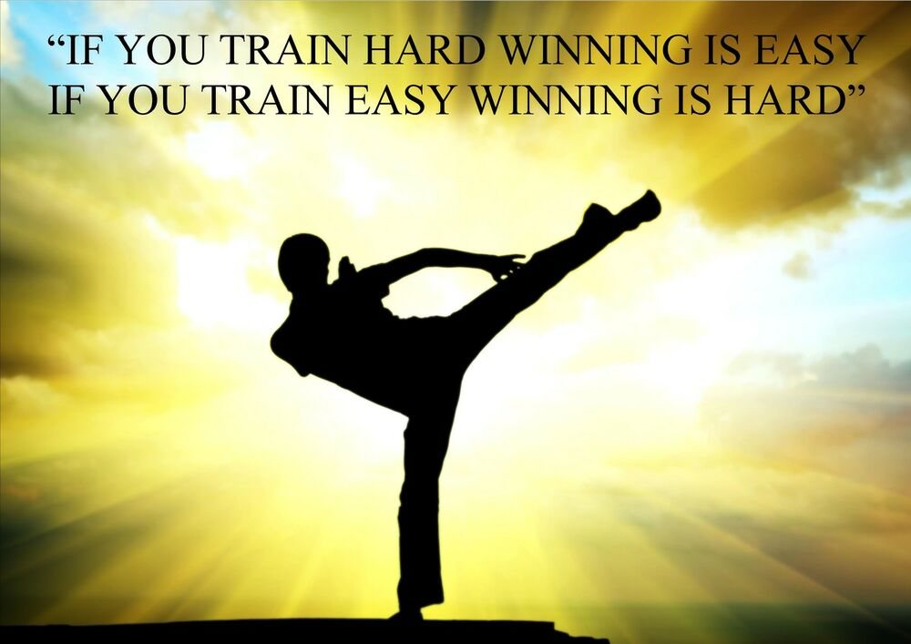 High Definition Motivational Wallpapers Quotes Karate Kung Fu Inspirational Motivational Quote Poster