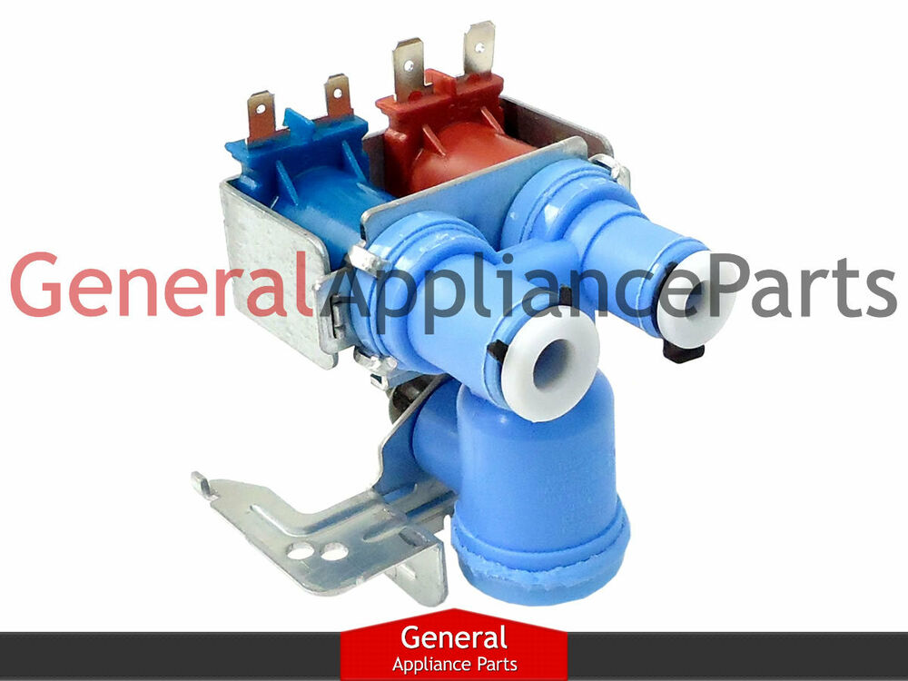 GE General Electric Refrigerator Water Solenoid Valve WR57X10082
