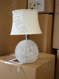 Pottery Barn Kids Glowing Crystal Ball Bedside Table Desk ...