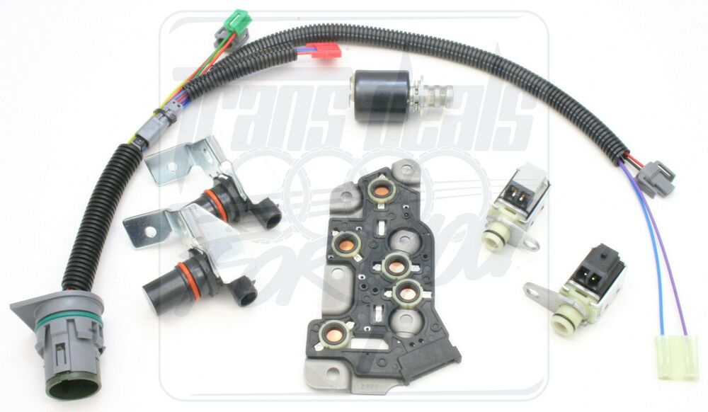 Chevy 4L80E GM Solenoid Electical Kit EPC Shift Manifold Pressure