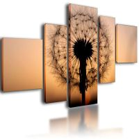 XL PARTED CANVAS PICTURE WALL ART SPLIT MULTI PANEL FRAMED ...