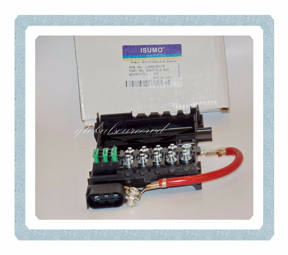 Power Fuse Box City Auto Electrical Wiring Diagram Distribution Diagrams