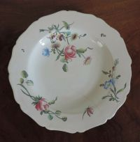 Antique Veuve Perrin French Faience Tin Glaze Pottery ...