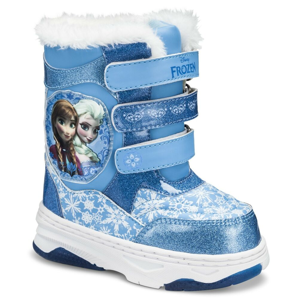 New Disney Frozen Baby Or Toddler Child Snow Boots Elsa