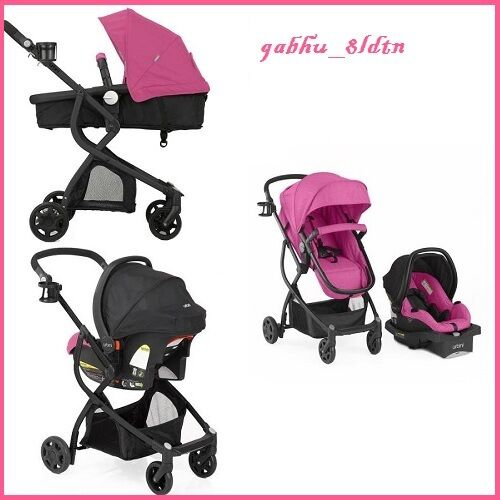 Newborn Car Seat Accessories Baby Stroller Car Seat 3in1 Travel System Infant Carriage