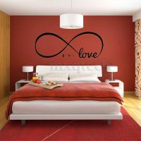 Cool Love Removable Wall Stickers Art Vinyl Quote Decal ...