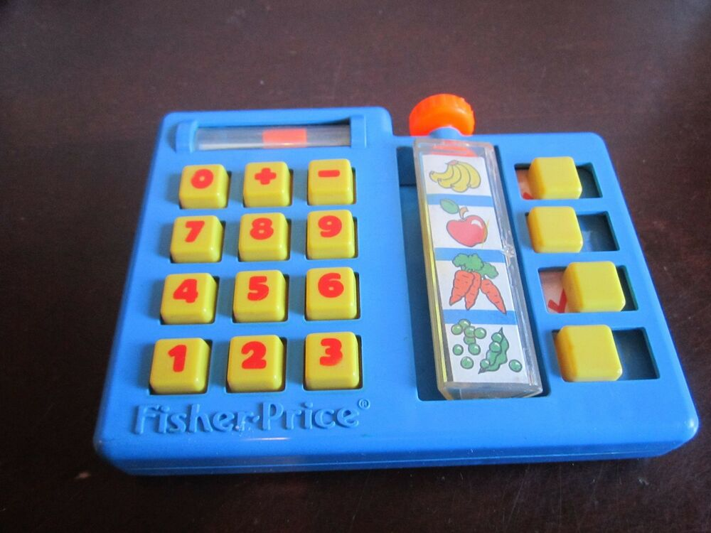 Fisher Price Fun with Food replacement Scan Market Grocery Store