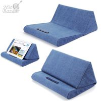 Pillow Stand for iPad book Soft Holder Tablet Log Lap Desk ...
