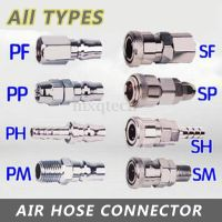 Air Line Hose C-type Quick Male Female Connector Fittings ...