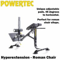 Roman Chair Sit Up. Abdominal Roman Chair Fitness ...