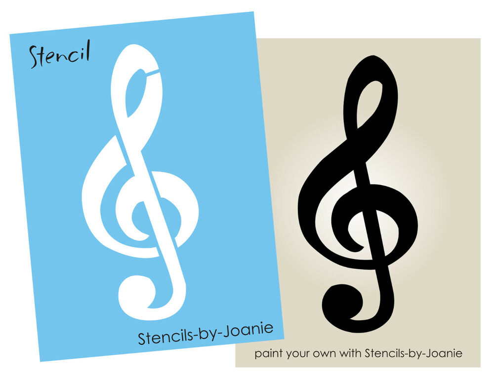 Music Note Stencils Printable \u2013 Best Cars 2018
