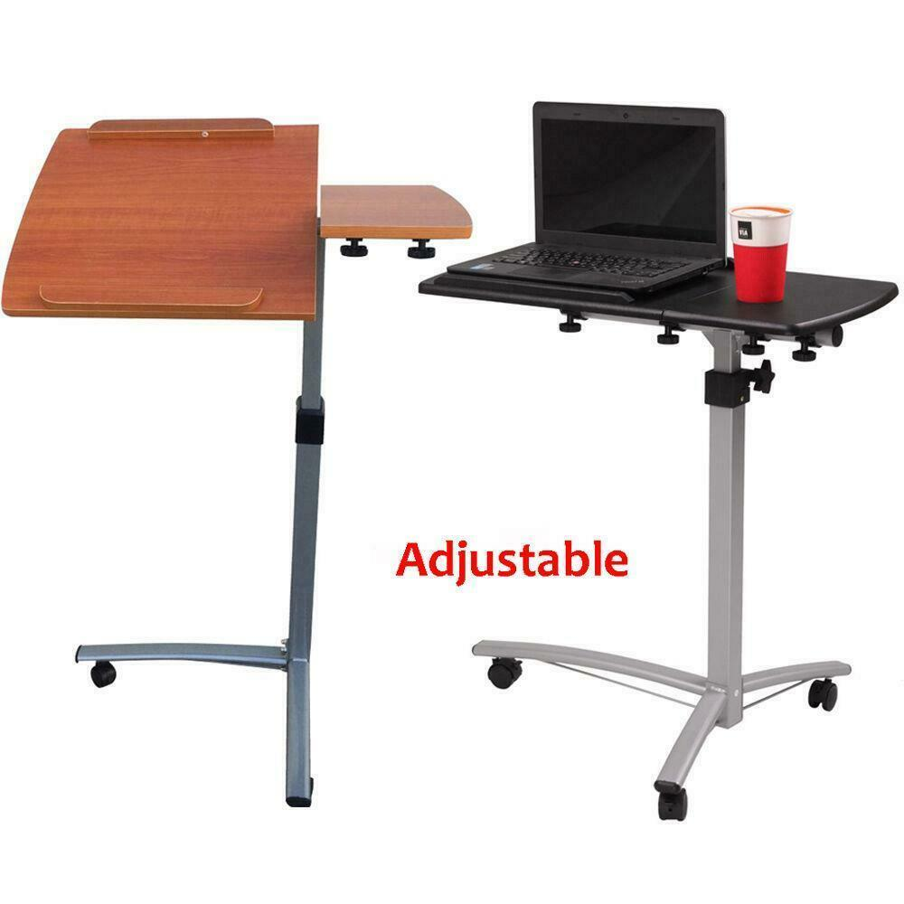 Tisch Mit Rollen Höhenverstellbar New Height Adjustable Rolling Laptop Desk Hospital Table