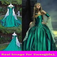 Vintage Medieval Renaissance Ball Gown Evening Princess ...