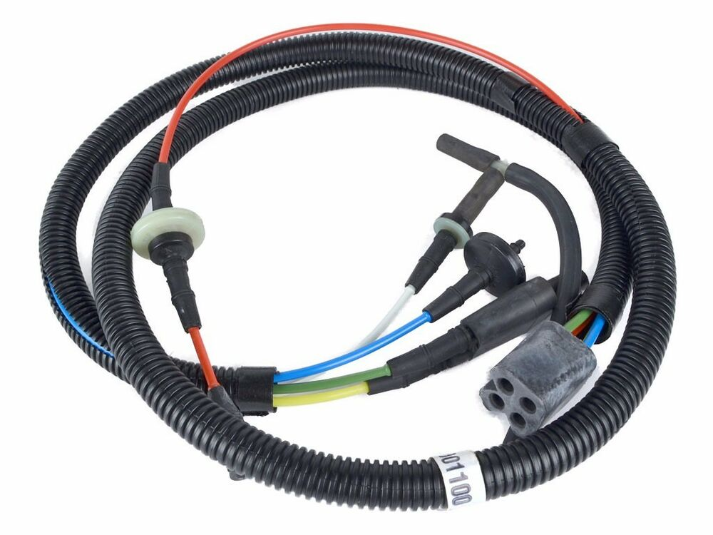 Jeep NP231 Transfer Case Vacuum Switch Wiring Harness and NP207 eBay