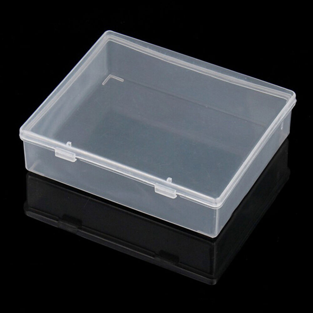 Box Kunststoff Teile Box Kunststoff Boxen Transparente Container Storage Screw