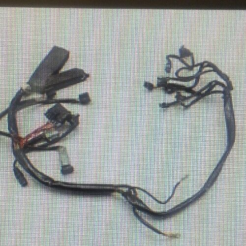 Harley Touring Marelli Magnetti Fuel Injection Wiring Harness,70233