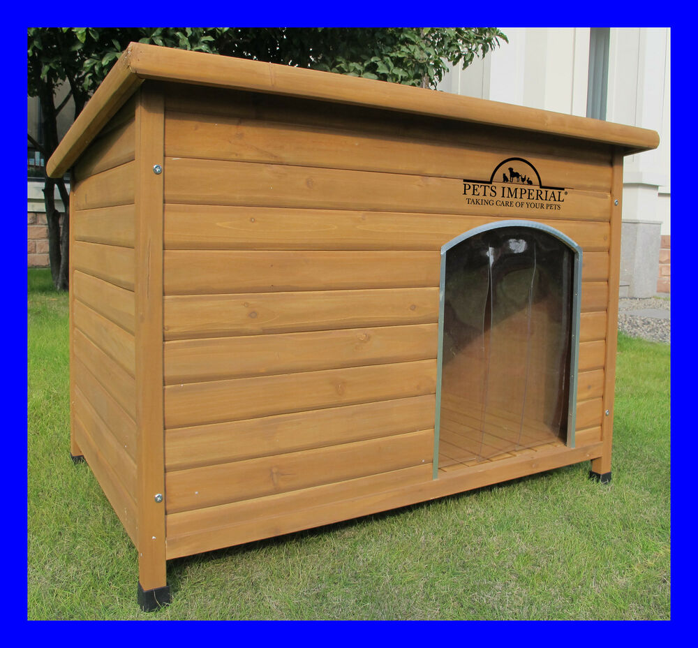 Dog House Extra Large Norfolk Dog Kennel Kennels House With Removable Floor Support Rail Ebay