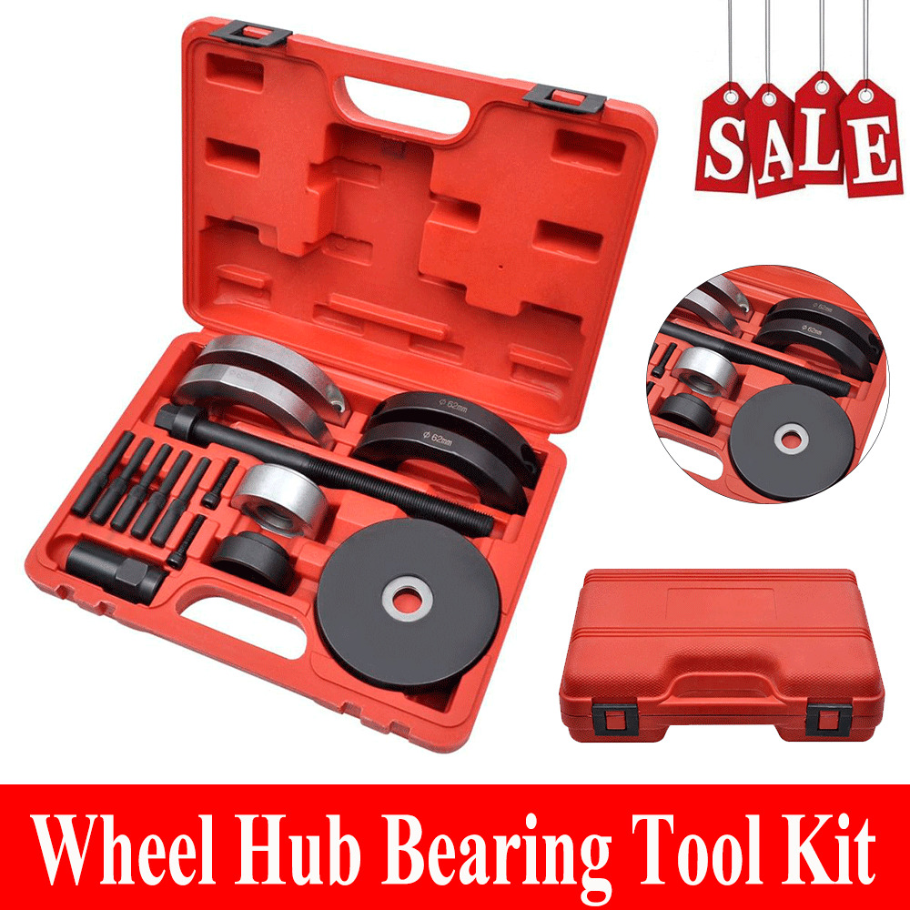 Audi Bettwäsche 16 Pcs Wheel Hub Bearing Tool Kit Remover Installer For Vw Polo Fox Lupo Audi A2 Ebay