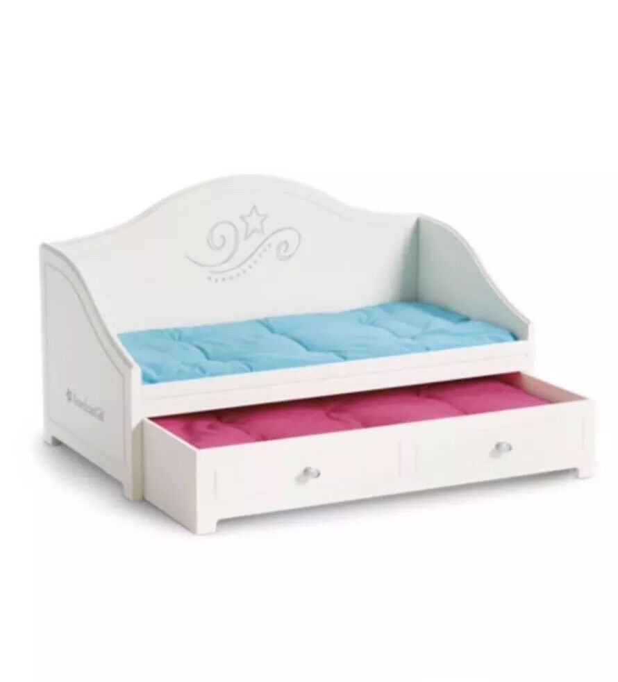 Discount Trundle Beds New American Girl Trundle Bed Bedding Set For 18