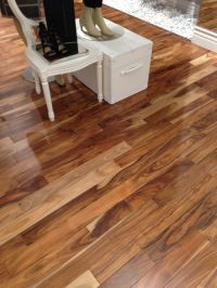 Acacia Asian Walnut Natural Prefinished Hardwood Wood ...