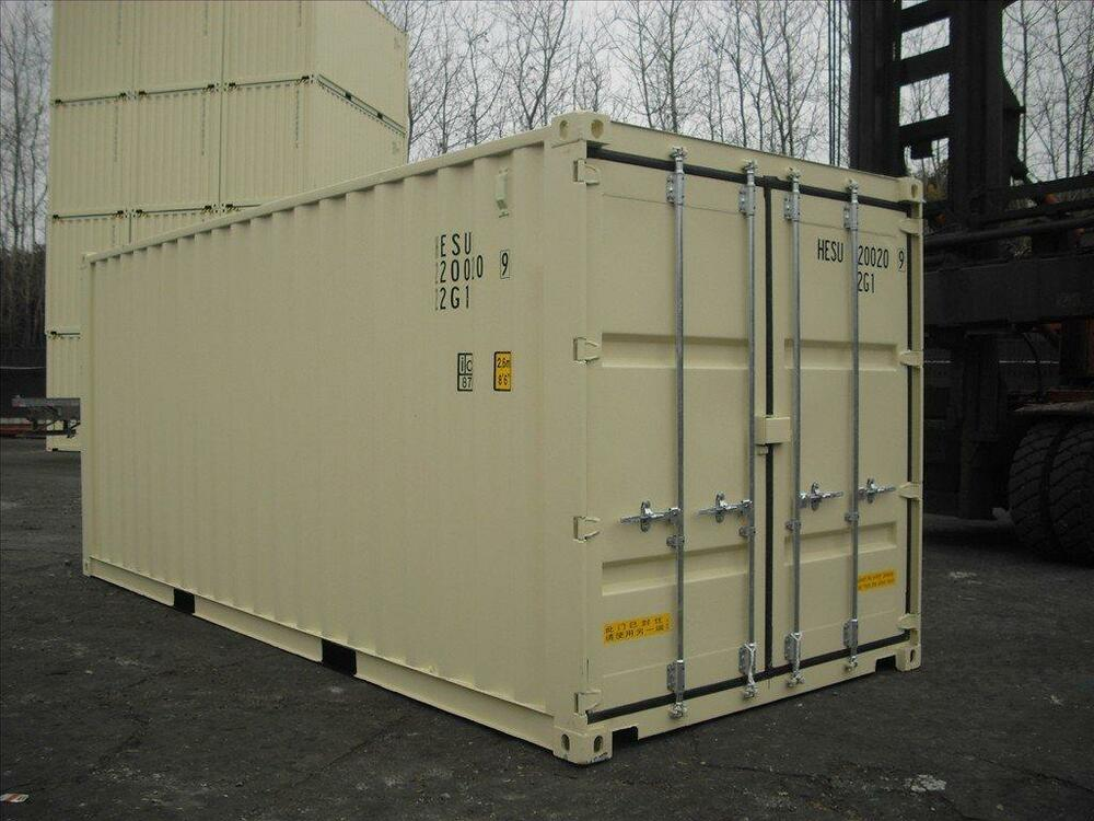 20 39 New Shipping Container Cargo Container Storage Container In Tacoma Wa Ebay - Containers For Storage