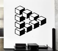 Wall Stickers Decal Decor Modern Art Living Room Style ...