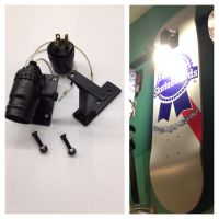 Skateboard Deck Display Wall Mount Light Fixture Hanger ...