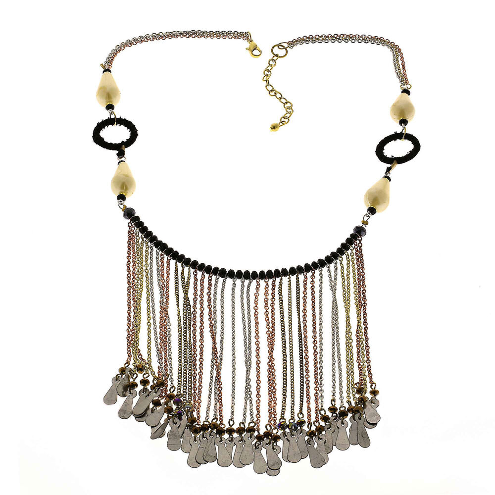 Indian Designer Inspired Costume Necklace Fashion Jewelry