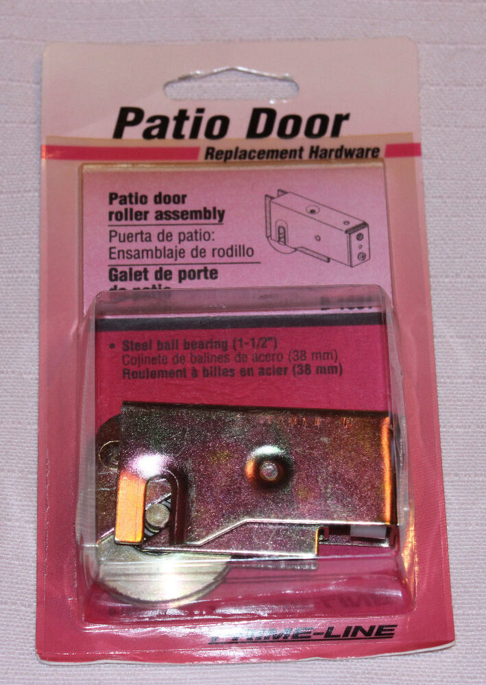 New Prime Line Patio Door Replacement Hardware Roller