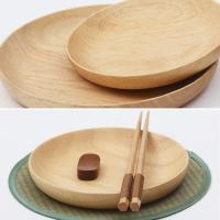 Small Wooden Plates Lifestyle Designer Cooking Vintage ...