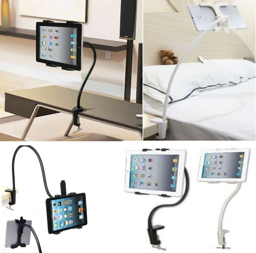 360 Lazy Bed Desk Mount Stand Holder For Ipad 2 3 4 Mini