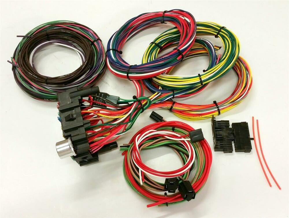 Ez Wiring Harness Review - Wiring Diagram Data