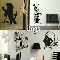 Dog Wall Stickers! Transfer Graphic Decal Decor Canine ...