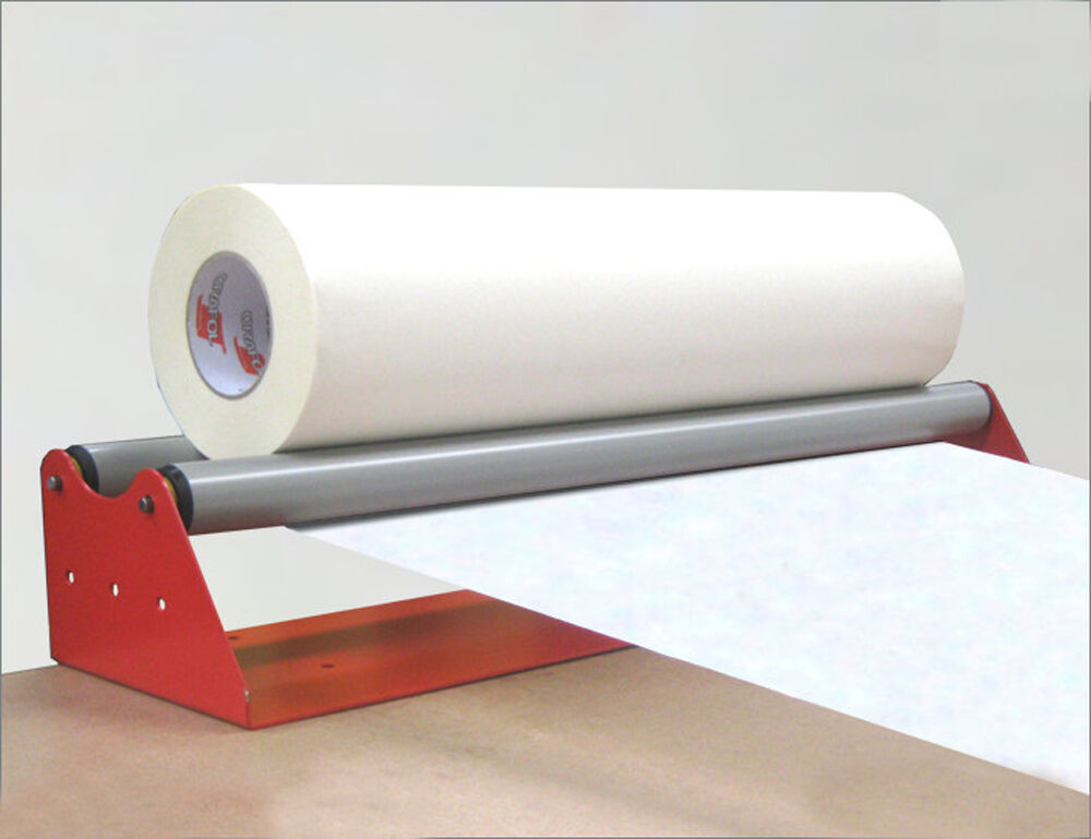 Application Tape Roller Roll Dispenser 730mm Wide Cut
